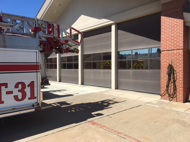 Village Fire Department Uses Window Film to Combat Heat, Glare and UV