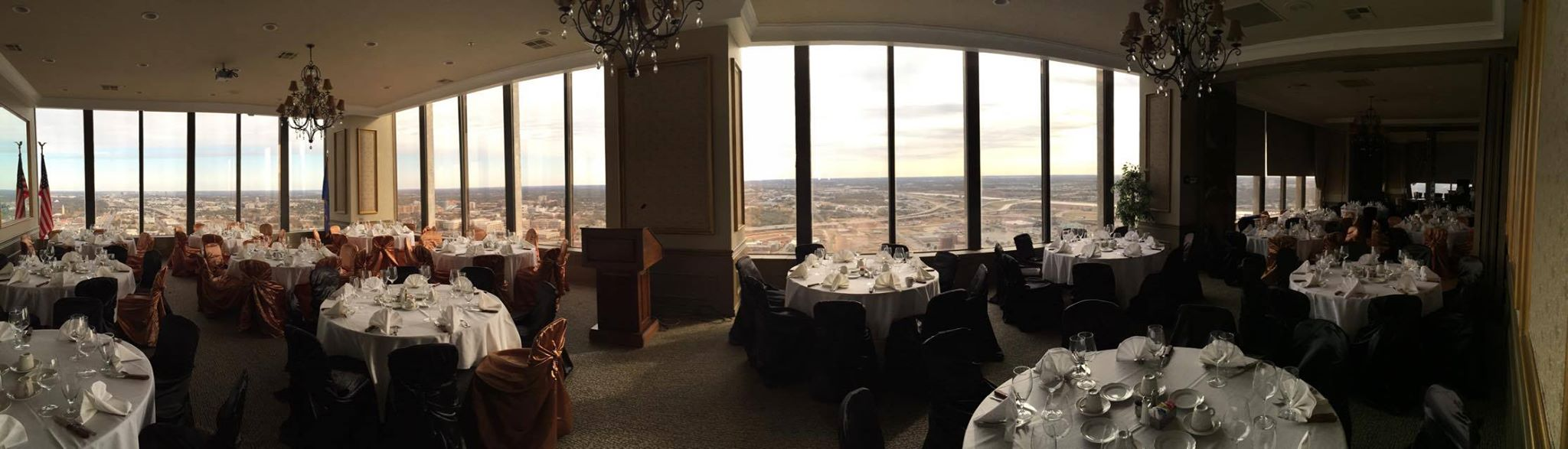 Restaurant Wants to Block Heat without sacrificing their view