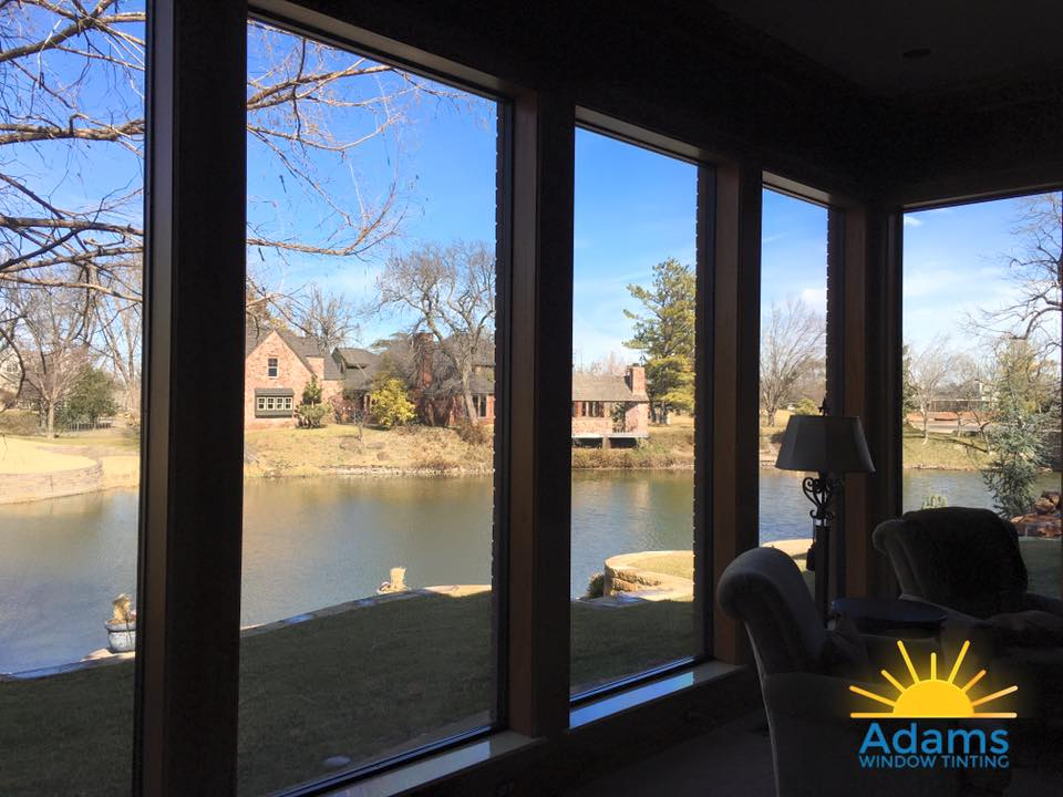 Control the Sun, Maintain the View with window tinting 2