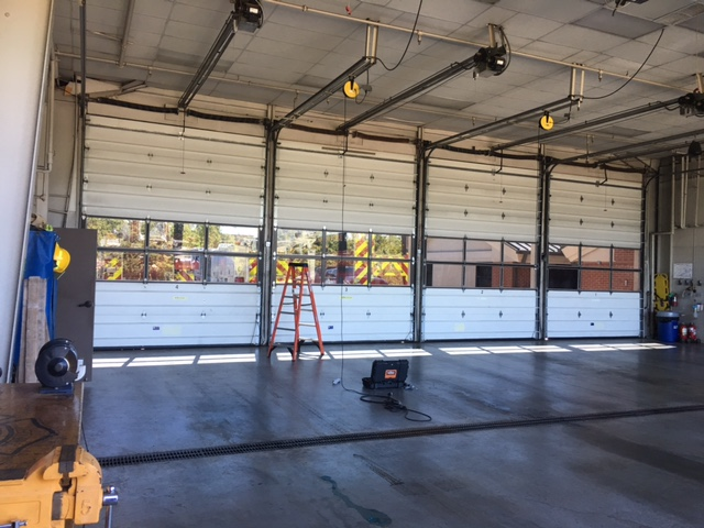 Village Fire Department Uses Window Film to Combat Heat, Glare and UV 2