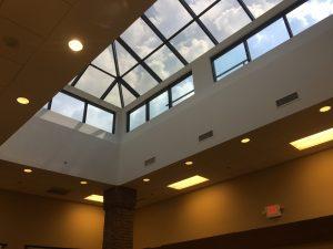 Commercial Window Film - Carter Health Care, Oklahoma City 2