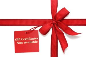 A Gift Certificate from Adams Makes a Perfect Gift!